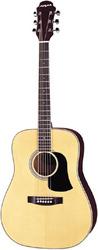 Продам гитару Aria AW-20,  вестерн,  новая, можно с чехлом