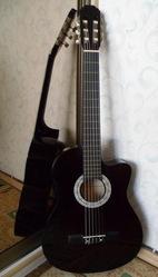 Продам классическую гитару Varna Ac-39C, новая