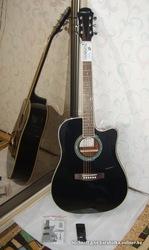 Продам электроакустическую гитару Aria Awn-15 CE, новая