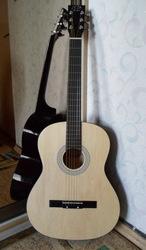 Продам акустическую гитару J&D (AG-1),  новая