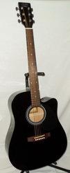 продам акустическую гитару J&D AG-6C, новая