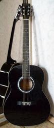 Продам акустическую гитару MD-039 , новая (есть чехлы)