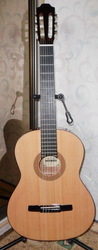 Продам классическую гитару Hohner Hc-06,  новая