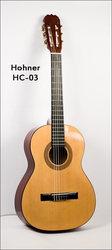 классическая гитара hohner HC-03, HC-06, HC-07, HC-08, HC-09