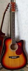 Акустическая гитара Varna MD-013C,  новая