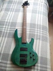 Продам бас-гитару LTD b154 250уе