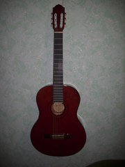 классическая гитара jay turser jjc-45