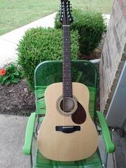 12 струнная акустическая гитара GRED BENNET D2-12