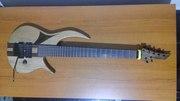 электрогитара 7 струн-баритон
