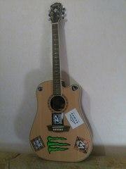 Гитара Washburn WD10CE (Электроакустическая) (USA)