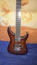 Продам гитару ESP LTD KS-7 с Evertune бриджем за 700$